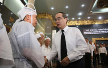 Xúc động lễ viếng đại tá, phi công Nguyễn Văn Bảy