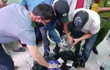 Bắt đối tượng chuyển hàng ngàn viên ma túy từ Lào về Việt Nam