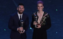 FIFA gây sốc, lần đầu trao The Best cho Lionel Messi