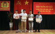 Truy tặng Huy hiệu Tuổi trẻ dũng cảm cho công dân tử vong khi cứu 4 du khách