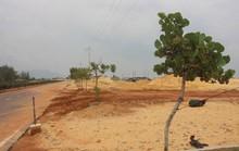 """Rao bán đất nền, dự án Nhơn Hội New City tiếp tục bị """"tuýt còi"""""""