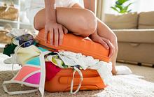 Mẹo xếp hành lý giúp bạn hạn chế chi phí phát sinh