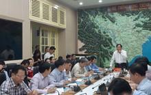 Áp thấp nhiệt đới dị thường, Quảng Trị đến Thừa Thiên-Huế mưa rất to tới 500-700 mm
