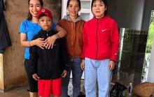 Công an điều xe chở cháu 13 tuổi chạy xe máy từ Kon Tum qua Đắk Lắk về nhà
