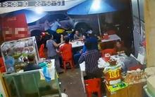 Kết quả trích xuất camera vụ Xã đội trưởng đập xe của Bộ Công an