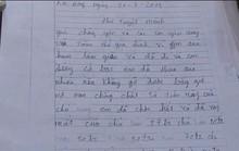 Nghiện chơi lô đề nợ tiền tỉ, người phụ nữ viết thư tuyệt mệnh gửi chồng rồi giả nhảy cầu tự tử