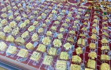 Giá vàng SJC bốc hơi gần nửa triệu đồng/lượng