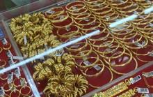 Giá vàng SJC giảm sâu về 41,4 triệu đồng/lượng