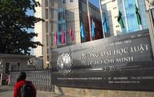 Thanh tra giáo dục chỉ ra nhiều sai phạm của Trường ĐH Luật TP HCM