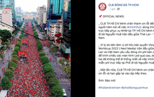 Hủy chiếu trận Thái Lan - Việt Nam ở phố đi bộ Nguyễn Huệ vì không được cấp phép