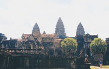 Chạm vào trái tim Angkor