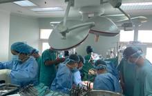 Ung thư gan được cứu sống nhờ người hiến tặng gan