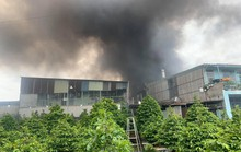 CLIP: Cháy lớn ở quận Thủ Đức - TP HCM, cột khói bao trùm khu dân cư