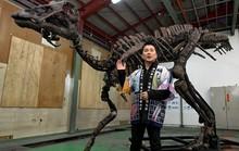 Vấp vật lạ, đào được quái vật khổng lồ thời châu Á liền với Mỹ