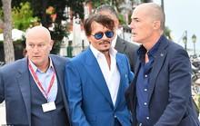 """""""Cướp biển"""" Johnny Depp bảnh bao tại LHP Venice"""