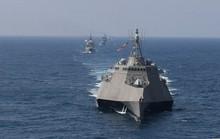 Cận cảnh dàn tàu chiến tham gia Diễn tập hải quân ASEAN-Mỹ lần đầu tiên