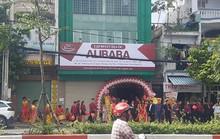 Đồng Nai xử lý công ty treo bảng hiệu địa ốc Alibaba khi khai trương