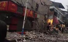 Trung Quốc: Động đất khiến 30 người thương vong, hàng trăm căn nhà hư hại