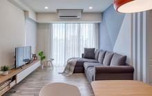 Ngắm mãi không chán căn hộ phong cách Retro có nội thất làm bằng chất liệu gỗ