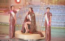 Tiểu Quách Khả Doanh đăng quang Hoa hậu Hồng Kông 2019