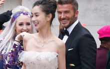David Beckham cưới người mẫu Angela, bà Beck Victoria ngó lơ