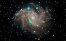NASA bắt được tia X bí ẩn: từ quái thú mạnh nhất vũ trụ?