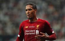 Van Dijk được Liverpool tăng lương kịch trần, mơ Quả bóng vàng