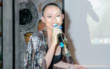 Trang Cherry tiết lộ lý do bỏ điện ảnh, cạo trọc đầu