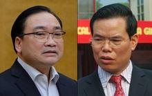 Bộ Chính trị kỷ luật hai ông Hoàng Trung Hải và Triệu Tài Vinh