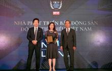 Tập đoàn Novaland được vinh danh Nhà phát triển bất động sản đô thị tiêu biểu Việt Nam 2019