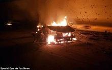 Những hình ảnh gây sốc về tướng Soleimani sau cuộc không kích của Mỹ