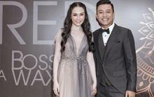 Hoa hậu Tiểu Vy lộng lẫy chúc mừng vợ chồng Tuấn Hưng