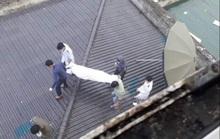 Bất ngờ rơi từ tầng 7 của bệnh viện, nam bệnh nhân tử vong