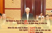 [Infographic] Kỷ luật 92 cán bộ thuộc diện Trung ương quản lý