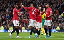 Man United đại thắng, mở đại tiệc nhà hát Old Trafford