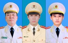 Bộ Công an thông báo về tang lễ 3 liệt sĩ hy sinh tại Đồng Tâm