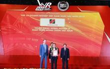 Agribank tiếp tục giữ vị trí Top 10 Doanh nghiệp lớn nhất Việt Nam năm 2019 theo VNR500
