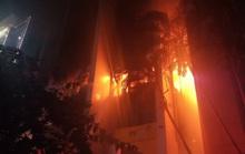 Cháy tòa nhà dầu khí ở TP Thanh Hóa, 1 người tử vong, nhiều người bị thương