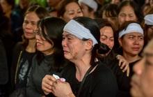 Xúc động tiễn biệt 3 liệt sĩ hy sinh khi làm nhiệm vụ tại xã Đồng Tâm