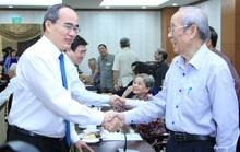 TP HCM gặp gỡ cán bộ cao cấp nghỉ hưu