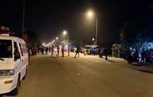 Xe máy đấu đầu, 2 thanh niên tử vong tại chỗ, 3 người bị thương nặng