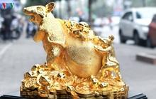 Cẩn trọng khi mua đồ mạ vàng trưng ngày Tết