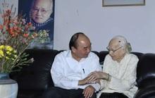 Thủ tướng chúc Tết gia đình các vị nguyên lãnh đạo Đảng và Nhà nước