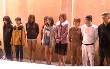 Tổ chức tiệc ma túy ngày cận Tết, 19 nam, nữ thanh, thiếu niên bị bắt