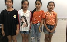 4 học sinh nhí ở Phú Quốc trả lại ví cho người đánh rơi