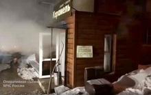 Năm người bị nước sôi giết chết trong khách sạn ở Nga
