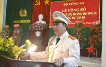Điều động phó giám đốc Công an Đắk Nông làm giám đốc Công an Lâm Đồng