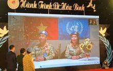 Hành trình vì hòa bình - bảo vệ Tổ quốc từ sớm, từ xa