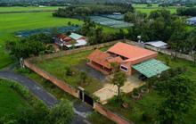 Ngôi nhà với kiến trúc truyền thống nông thôn Nam Bộ