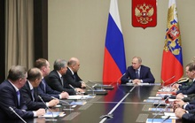 Ông Putin vẫn bí mật về vai trò tương lai